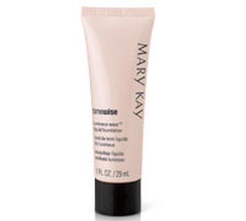 Mary Kay TimeWise Luminous-Wear Liquid Foundation, Ivory 4