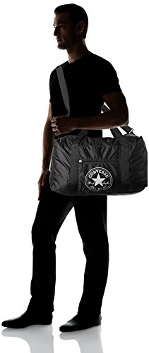 Nylon Adulto Converse Nero Ct Unisex Packable Borsa Gym txxgBFqw