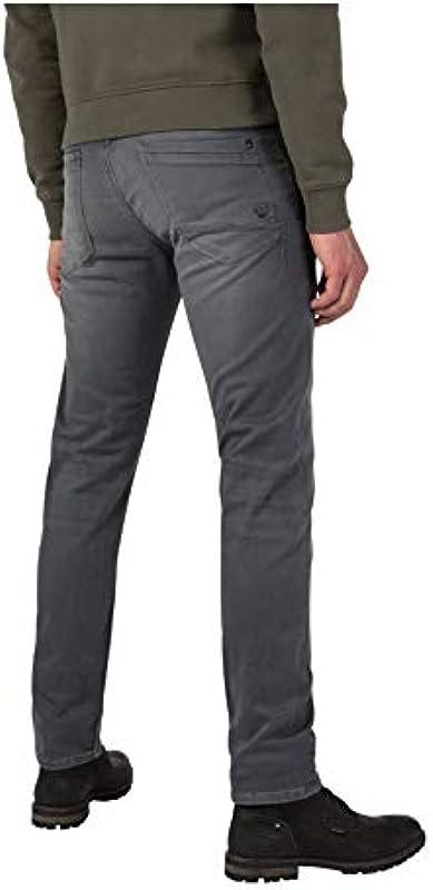 PME Legend Curtis Faded Grey Comfort spodnie jeansowe: Odzież
