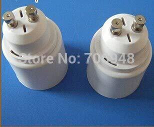 Halica Ceramic GU10 TO E26 lamp holder conveters