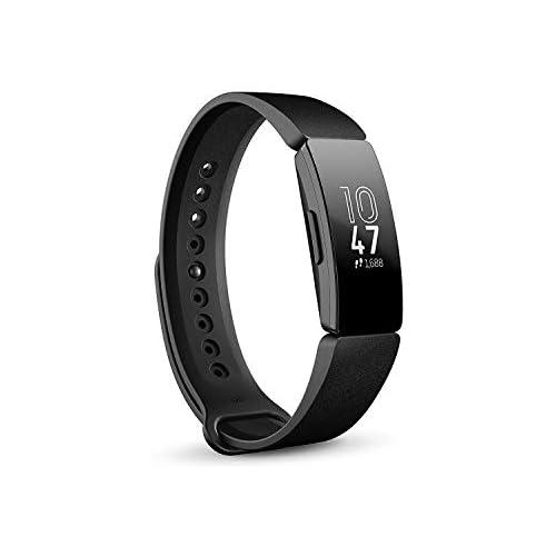 chollos oferta descuentos barato Fitbit Inspire Pulsera de salud y actividad física Negro