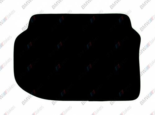 NEW CAR FLOOR MATS BLACK with ///M EMBLEM for BMW 5 series F10 2009, 2010, 2011, 2012, 2013, 2014, 2015, 2016 by VOPI MATS (Image #3)'