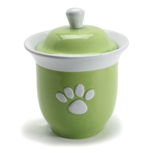 BIA Cordon Bleu Pet Cookie Jar (Green)