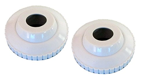 Swimming Pool Return Jet Directional Eyeball with Ring 2 Pack