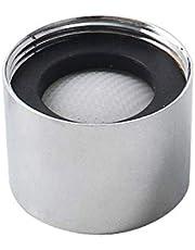 YeVhear M18 Universele waterkraanbeluchter, kraan, straalregelaar, mondstuk, reserveonderdeel voor badkamer, wastafel, keuken, spoelbak, bidet waterkraan