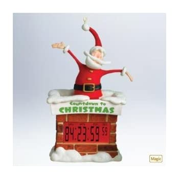 Amazon.com: Countdown To Christmas 2010 Hallmark Ornament ...