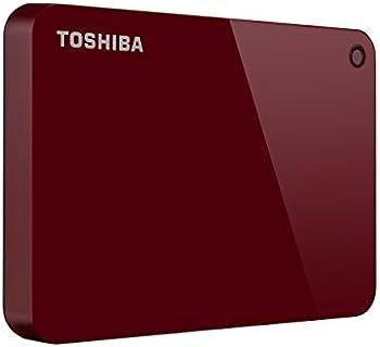 Toshiba Canvio Advance 2TB Portable Hard Drive