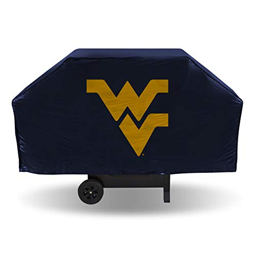 NCAA West Virginia Mountaineers Vinyl Grill Cover