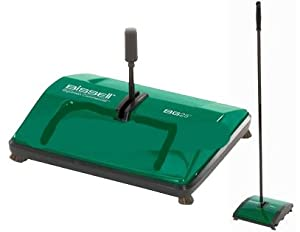 Amazon Com Bissell Commercial Push Sweeper Home Amp Kitchen