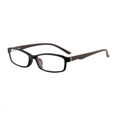 Royal Son Full Rim Rectangular Unisex Spectacle Frame ( RS05540ER | 51 | Transparent )