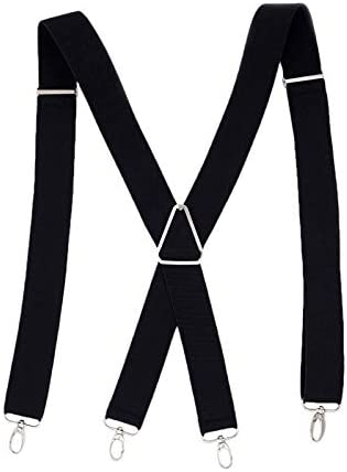 Moda Camisa for hombre estancias Ligas tirantes tirantes for las camisas de caballero camisa elástico for