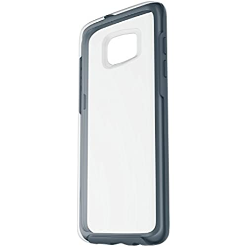 OtterBox SYMMETRY CLEAR SERIES Case for Samsung Galaxy S7 Edge - Retail Packaging - TEMPEST CRYSTAL (CLEAR/TEMPTEST Sales