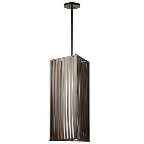 Kichler Lighting 42792OZ Transitional 1LT Pendant, Olde Bronze Finish with White Opal Glass and Olde Bronze Finished Metal (Lighting Transitional Torchiere)