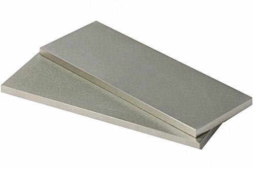 Ultra Sharp Diamond Sharpening Stone Set - Fine/Extra Fine - 8 x ()