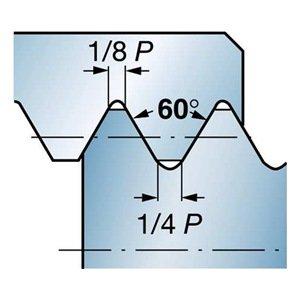 Sandvik-Coromant-MB-07TH180UN-10R-1025-PVD-Coated-Solid-Carbide-CoroCut-MB-Threading-Insert-UN-Thread-18-Pack-of-5