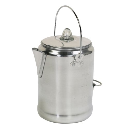 Wenzel Camp Coffee Pot