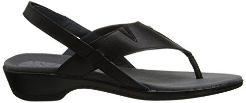 Propet Sandal Women's Slide Black Mariko rvrx0wR8