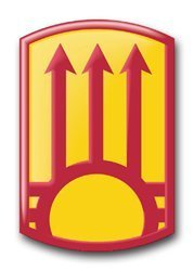 United States Army 111th Air Defense Artillery Brigade New Mexico Patch Decal Sticker 6-Pack - Sticker Graphic - Auto, Wall, Laptop, Cell, Truck Sticker for windows, cars, trucks, tool boxes, laptops