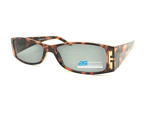Squre Reading Sunglasses Sun - Shell Glasses Tortise