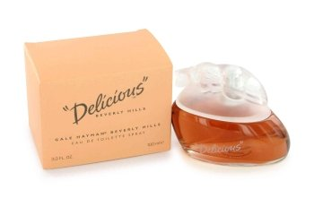 Delicious Mandarin Eau De Toilette - DELICIOUS by Gale Hayman Eau De Toilette Spray 3.4 oz for Women
