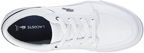 Bayliss Sneaker 318 Wht Nvy Uomo 2 Cam Lacoste 042 Bianco fdS6qwqI