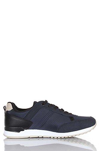 Colmar TRAVIS DRILL P/E Sneakers Hombre Blu