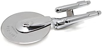 ThinkGeek Star Trek Enterprise Pizza Cutters