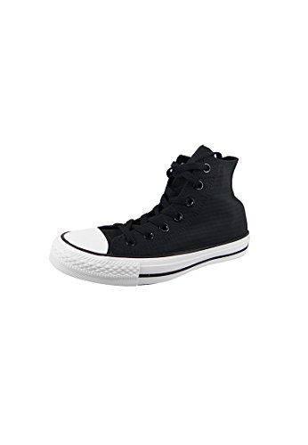 Converse - Zapatillas de Lona para mujer negro Black White Black Black White Black