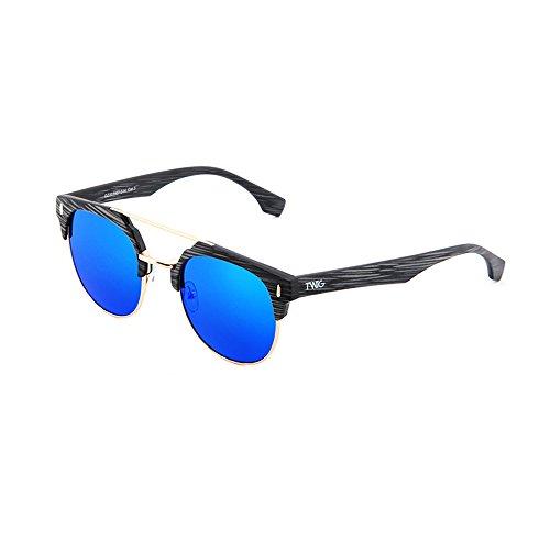 DURER TWIG espejo mujer Ebano de Gafas degradadas sol Azul hombre EtwvnqI