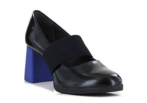 Tacón K200477 Kara Zapatos Camper De Mujer Nero 002 5XTwSqWB