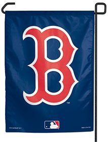 "MLB Boston Red Sox WCR42464010 Garden Flag, 11"" x 15"""