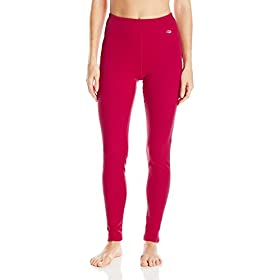 - 31lEtad5ZuL - Duofold Women's Mid-Weight Wicking Thermal Leggings