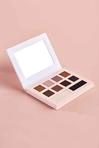 Honest Beauty Eyeshadow Palette with 10 Pigment-Rich Shades | Paraben Free, Talc Free, Dermatologist Tested & Cruelty…