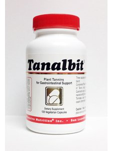 Intensive Nutrition - Tanalbit 120 vcaps