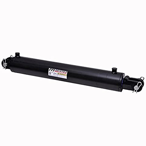 Double Acting Welded Hydraulic Cylinder 3