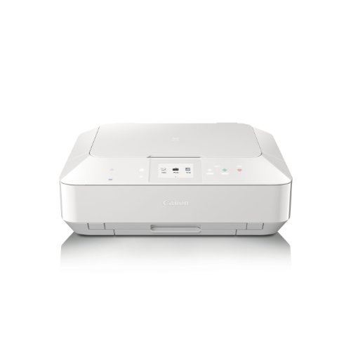 Canon PIXMA MG6320 White Wireless Color Photo Printer (Discontinued by Manufacturer)