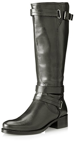 - Catherine Malandrino Women's Sadie Tall Boot, Black, 9 M US