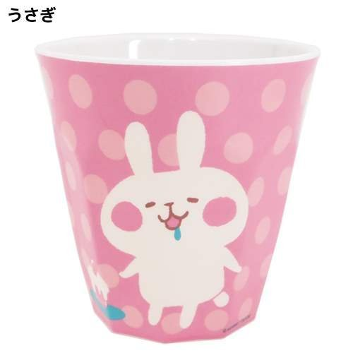 カナヘイ[メラミンコップ]メラミンカップ/カナヘイの小動物 【うさぎ 】   B018VRT324