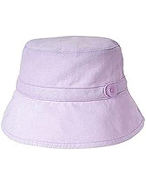Lavender Corduroy Baby Sun Hat by Gymboree