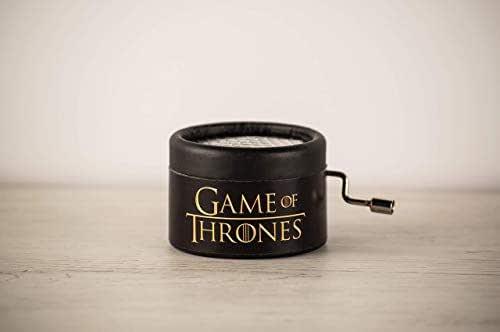 Caja musical Juego de Tronos con la melodía de la intro. GOT Game of Thrones. Packaging para regalo.: Amazon.es: Handmade