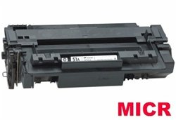 Toner Micr Q7551x - PDB Compatible HP Q7551X MICR Toner Cartridge