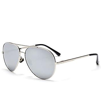 GCR Sonnenbrille Schatten Polarisierende Brille Neue Helle Farbe Sonnenbrille Sonnenbrille Polarisiert Sonnenbrille Mode Männer Lady Frosch Spiegel , 3