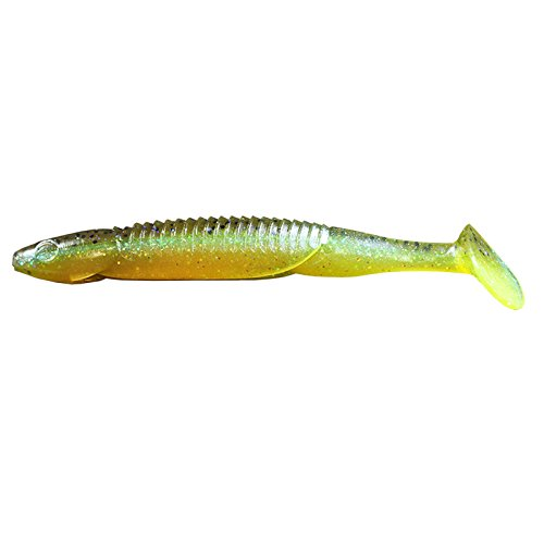Reaction SKD-105 Sungill Finish Skinny Dipper Fishing Bait ()