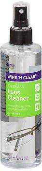 Flents Wipe 'N Clear Eyeglass Lens Cleaner - 8 oz, Pack of 6