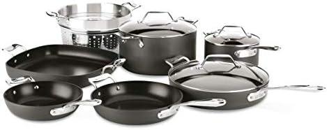 All Clad H911SA64 Essentials Nonstick Cookware