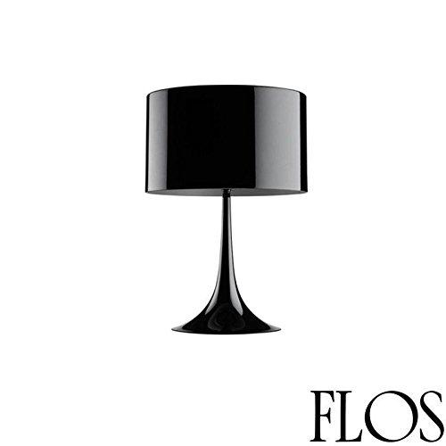 Flos Spun Light - Flos Spun Light T1 Table Lamp Shiny Black