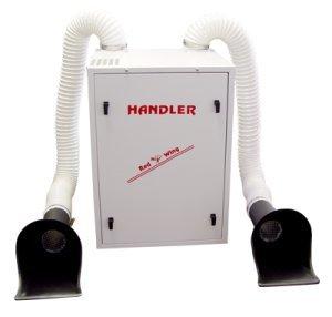 Handler 60U Dust Collector 60UFC