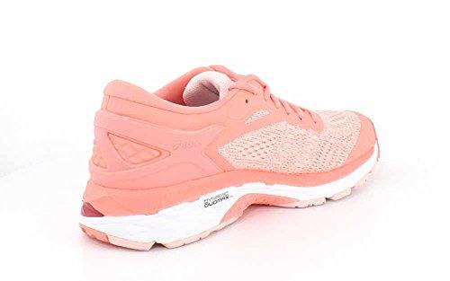 Seashell 24 white kayano Asics Pink Pink Gel Donna 24 Asicswomens begonia Da cq1RHzBw0H