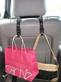 Amazon Com Small Purse Grocery Bag Holder Hanging Organizer Car