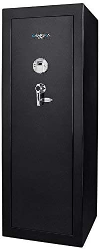 BARSKein neu Large Quick Access Biometric Rifle Pistole Safe Cabinet